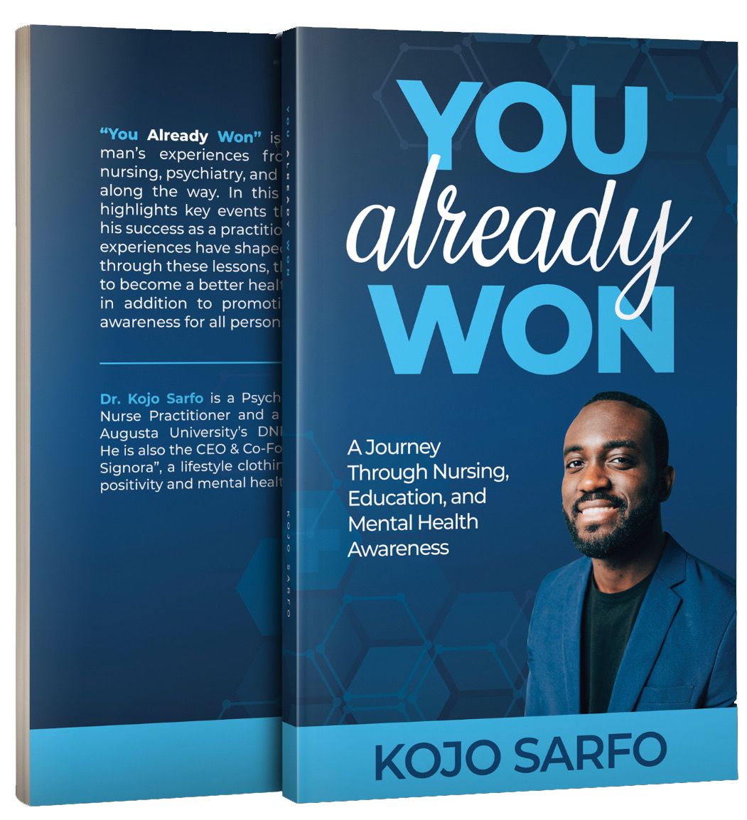 "New Book ""You Already Won"" – Available June 12th!"